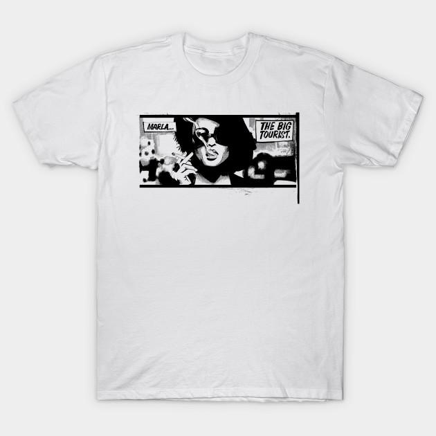 The Big Tourist T-Shirt