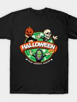 Halloween Masks T-Shirt