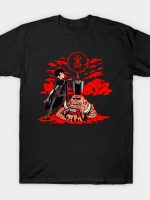 The Hunk of Iron in the Stone - Blind eye T-Shirt