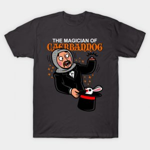 The Magician of Caerbannog T-Shirt