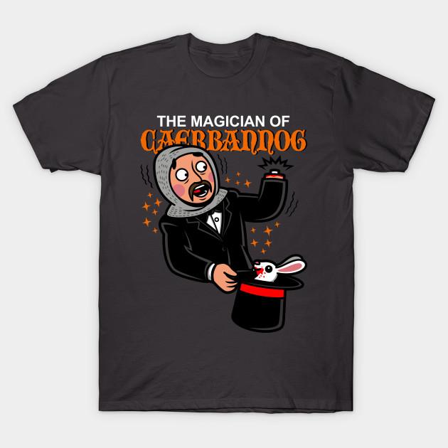 The Magician of Caerbannog T-Shirt