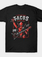 The Mercenary Rockstar T-Shirt