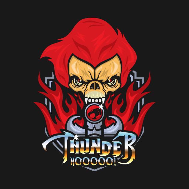 Thunder HOOOOO!