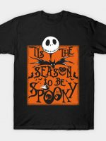 'Tis the season to be Spooky T-Shirt