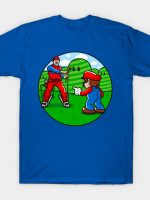 Two Marios - No block Version T-Shirt