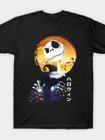 Ukiyo e Jack Town T-Shirt