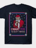 Uncle Santa! T-Shirt