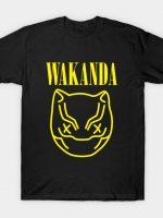 WAKANDA Smile T-Shirt