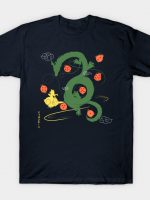 Wish to Dragon (colored) T-Shirt