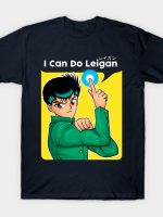 i can do leigan T-Shirt