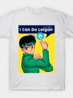 i can do leigan alternative T-Shirt