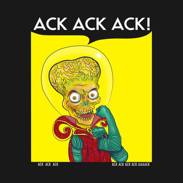 we can ack ack ack