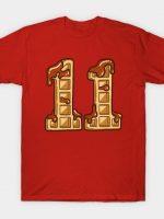 11 Eggos T-Shirt
