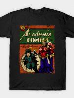 Academia Comics T-Shirt