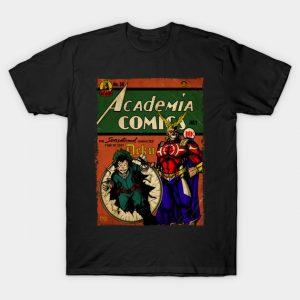 Academia Comics