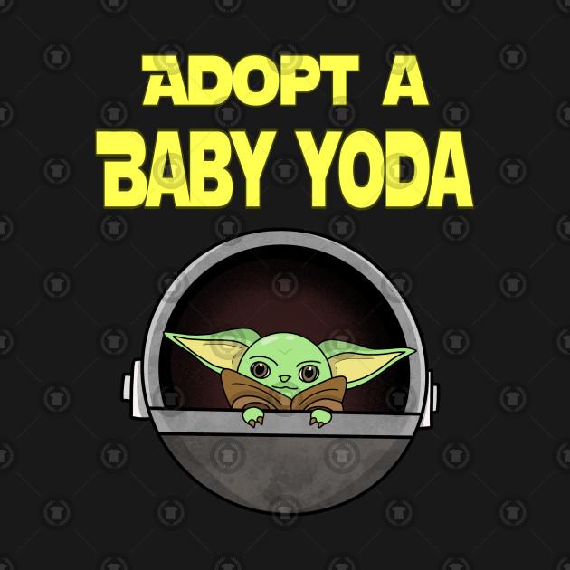 Adopt A Baby Yoda
