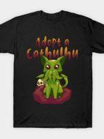 Adopt a Cathulhu T-Shirt