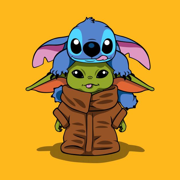 Stitch/Yoda Baby