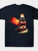 Angry lighter T-Shirt