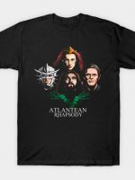 Atlantean Rhapsody color T-Shirt