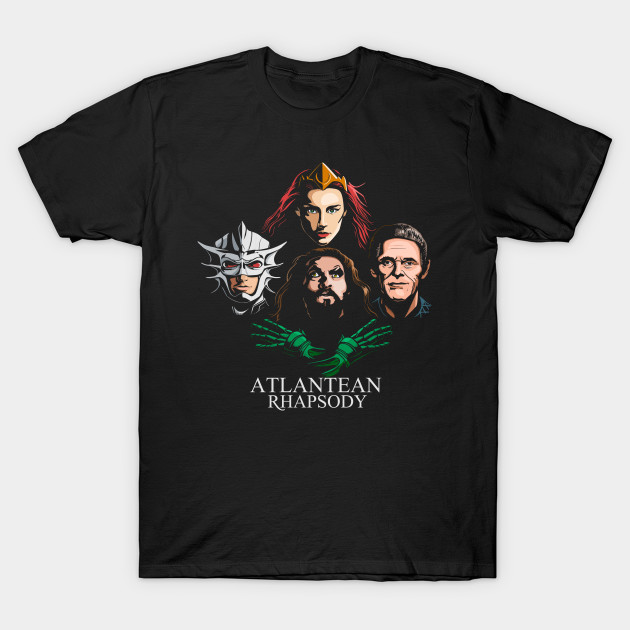 Atlantean Rhapsody color