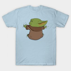 Baby Yoda Hug T-Shirt