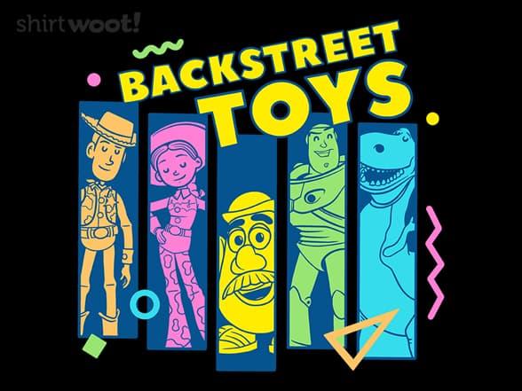 Backstreet Toys