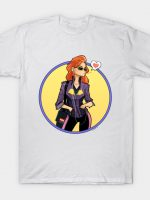 Batgirl Luv T-Shirt