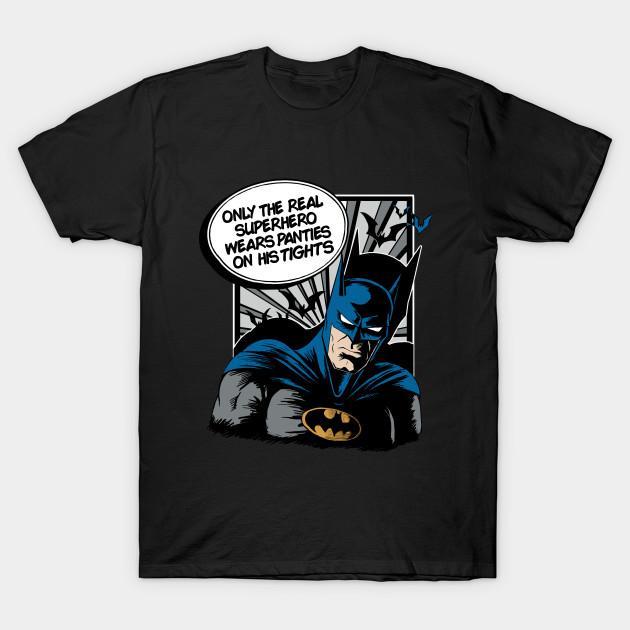 Batman's Secret