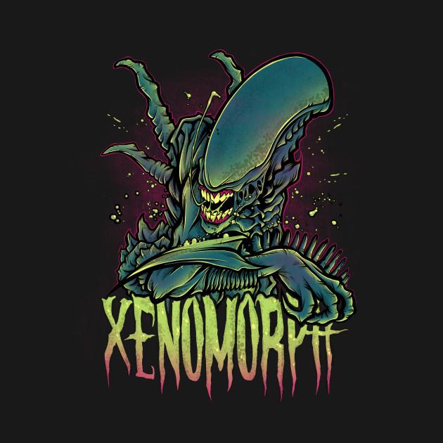 Beware the Xenomorph