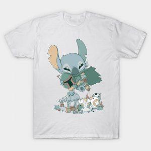 Boba Stitch T-Shirt
