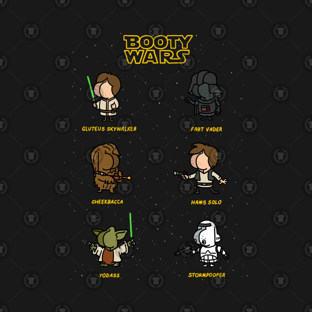 Booty Wars