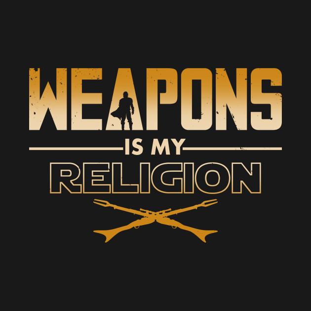 Bounty Hunter's Religion