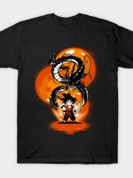 Boy With The Dragon T-Shirt