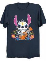 Calavera Alien T-Shirt