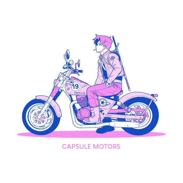 Capsule Motors