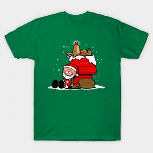 Christmas Peanuts T-Shirt