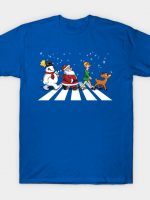 Christmas Road T-Shirt