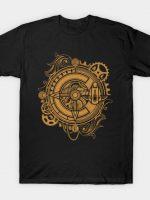 Chrono Trigger Clock Epoch T-Shirt