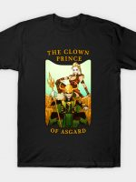 Clown Prince of Asgard T-Shirt