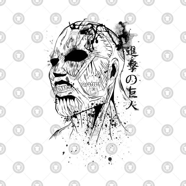 Colossal Titan: Shingeki no kyojin
