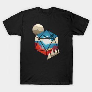 D20 World T-Shirt