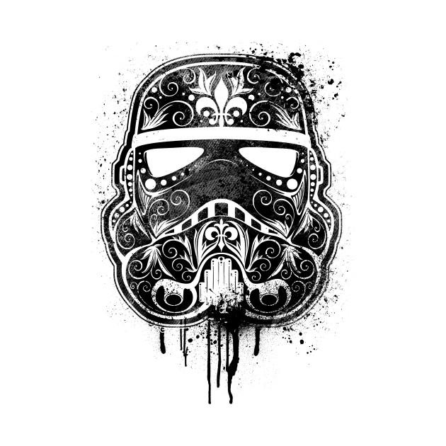 Dark Star Graffiti