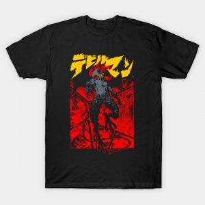 Devilman Crybaby T-Shirt