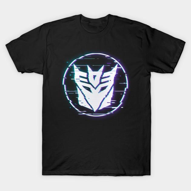 Decepticons Glitch T-Shirt