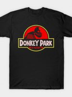 Donkey Park Distressed T-Shirt