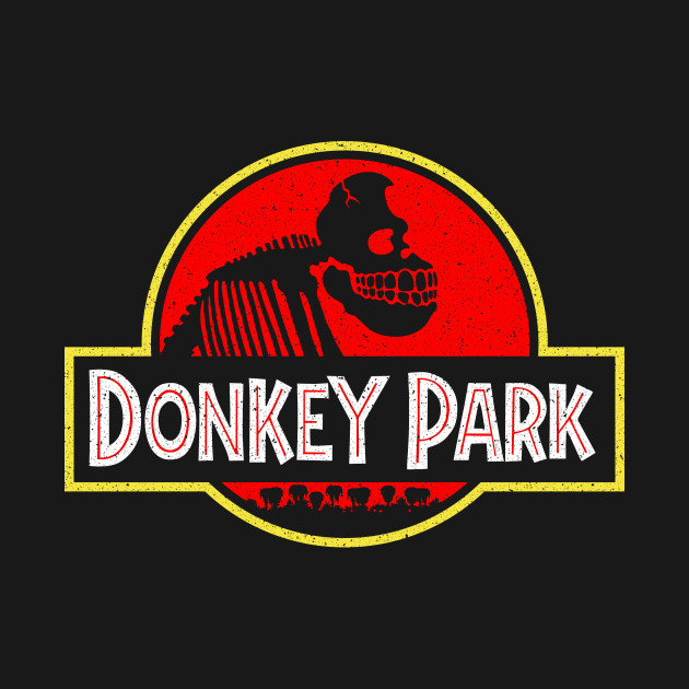 Donkey Park Distressed