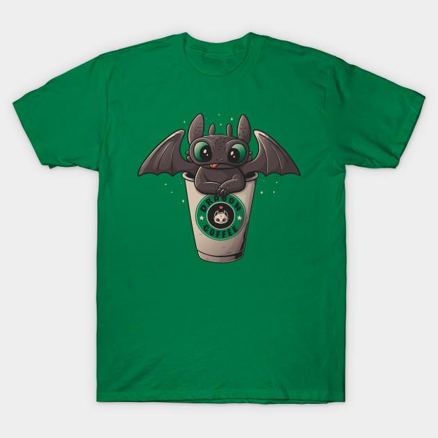 Dragon Coffee T-Shirt