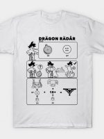 Dragon Radar T-Shirt