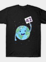 Earth's Q&A T-Shirt